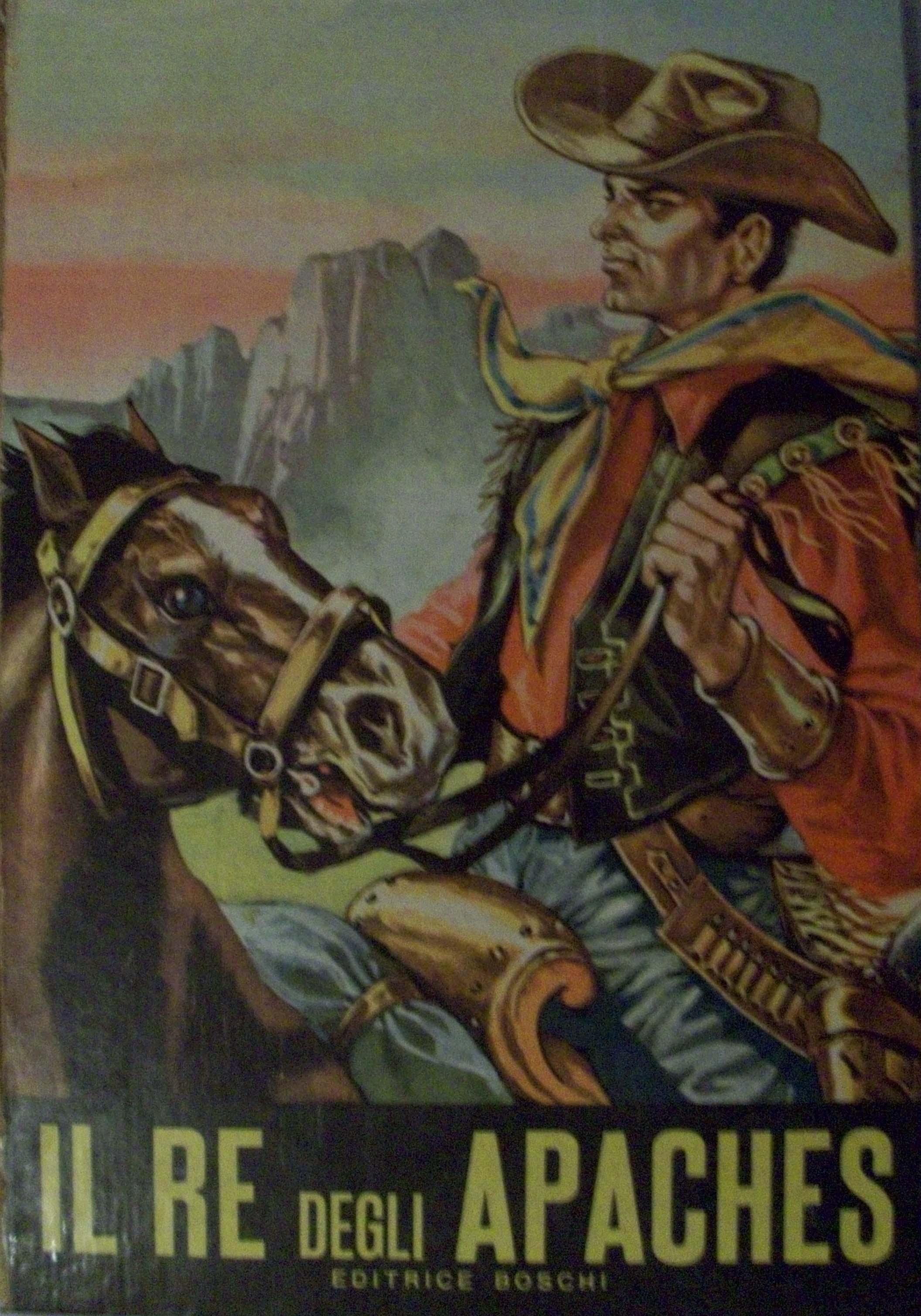 Il re degli Apaches