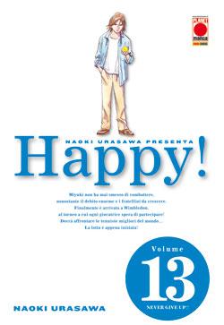Happy! vol. 13