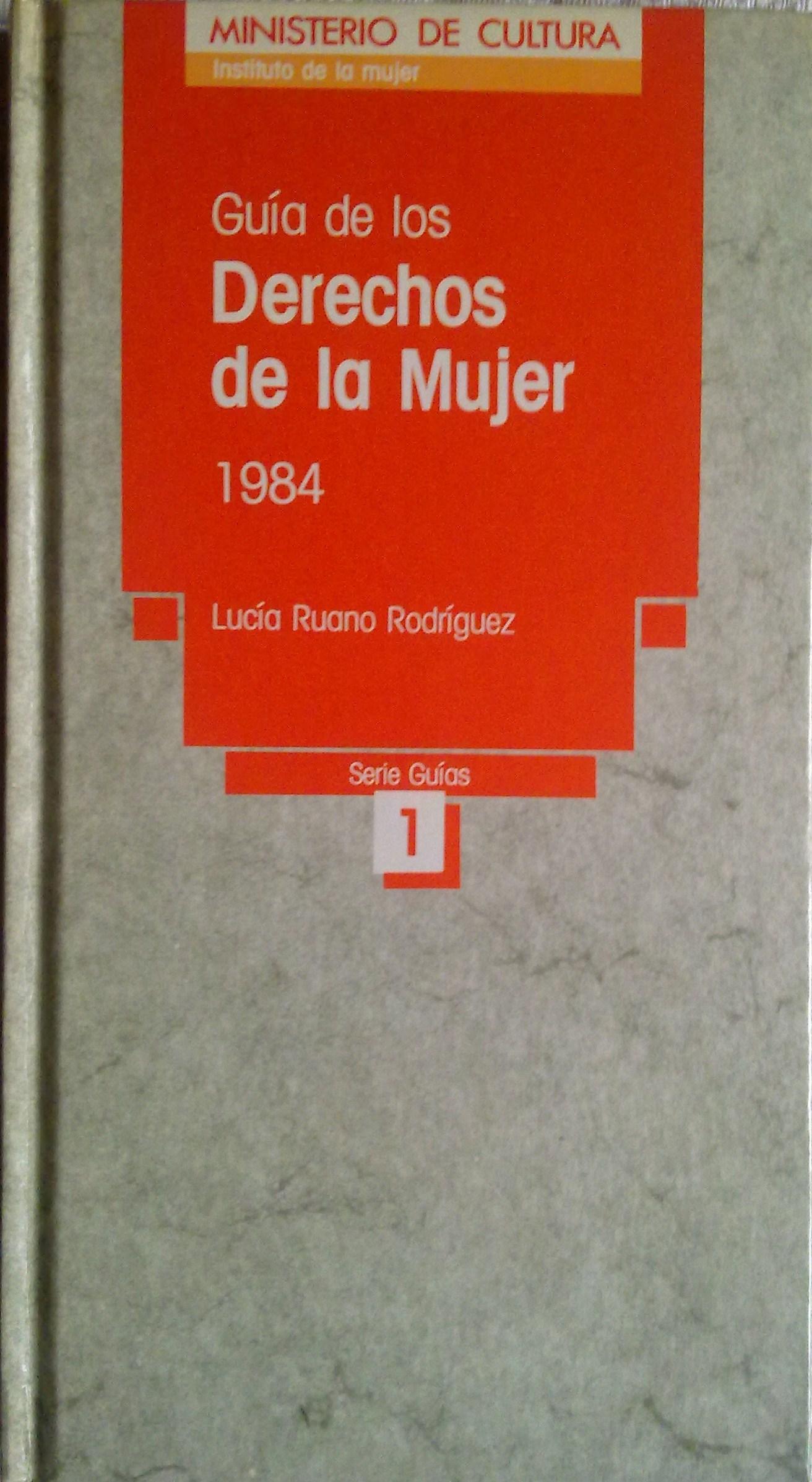 Guía de los derechos de la mujer, 1984
