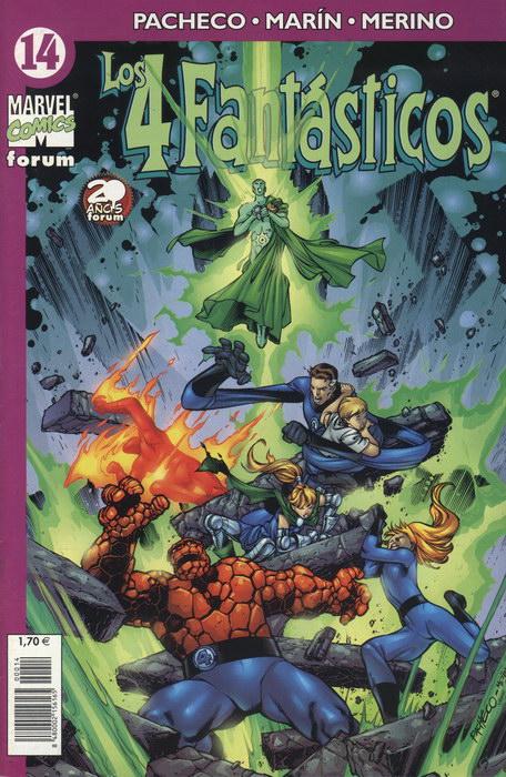 Los 4 Fantásticos Vol.4 #14 (de 24)