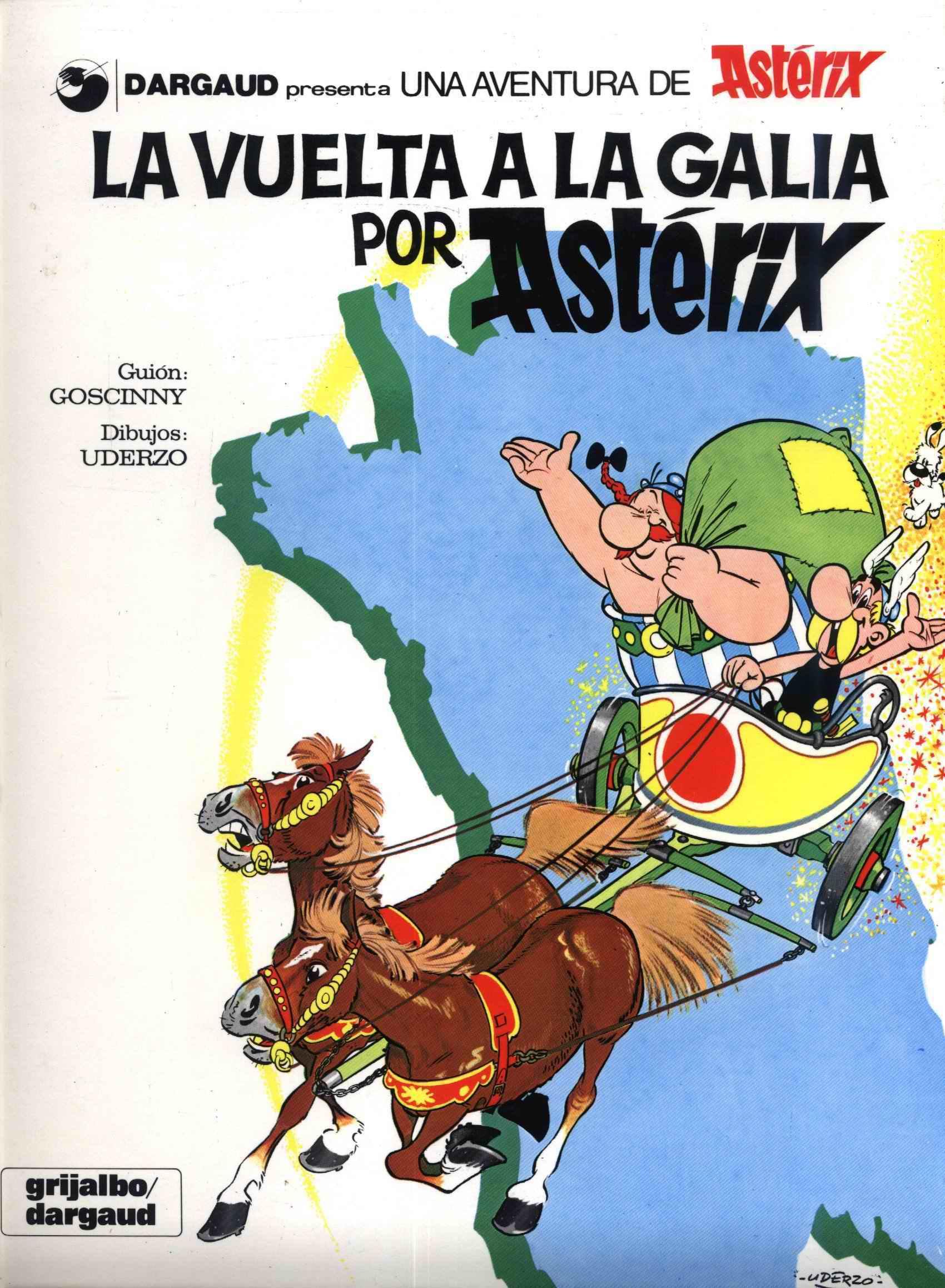Asterix y la vuelta a la Galia