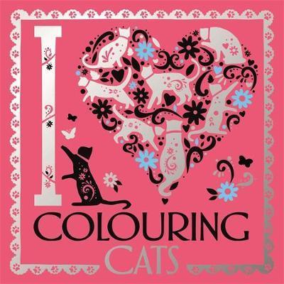 I Heart Colouring Cats