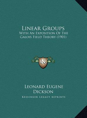 Linear Groups Linear Groups