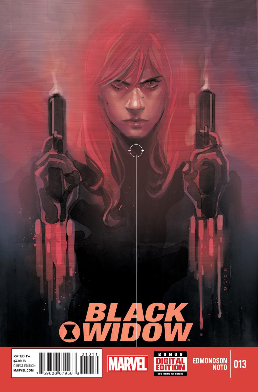 Black Widow Vol.5 #13