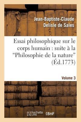 Essai Philosophique ...