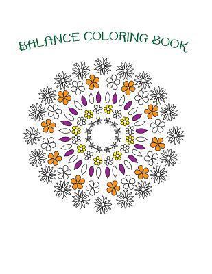 Balance Coloring Book