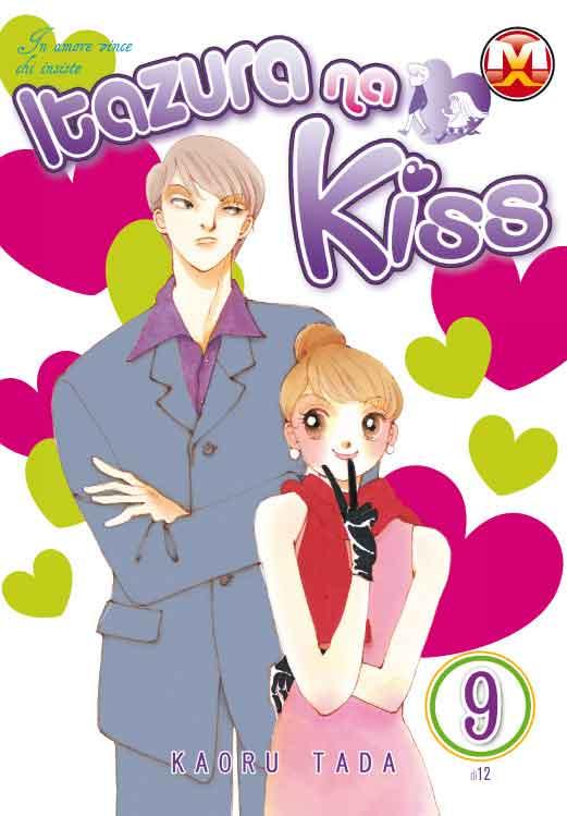 Risultati immagini per itazura na kiss 9 volume