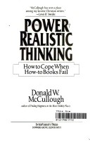 The Power of Realistic Thinking