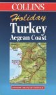 Holiday Map Turkey Aegean Coast