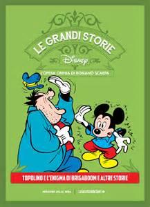 Le grandi storie Disney - L'opera omnia di Romano Scarpa vol. 43