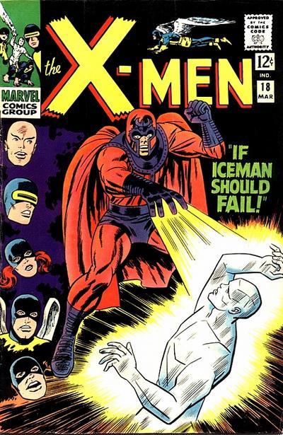 The X-Men Vol.1 #18
