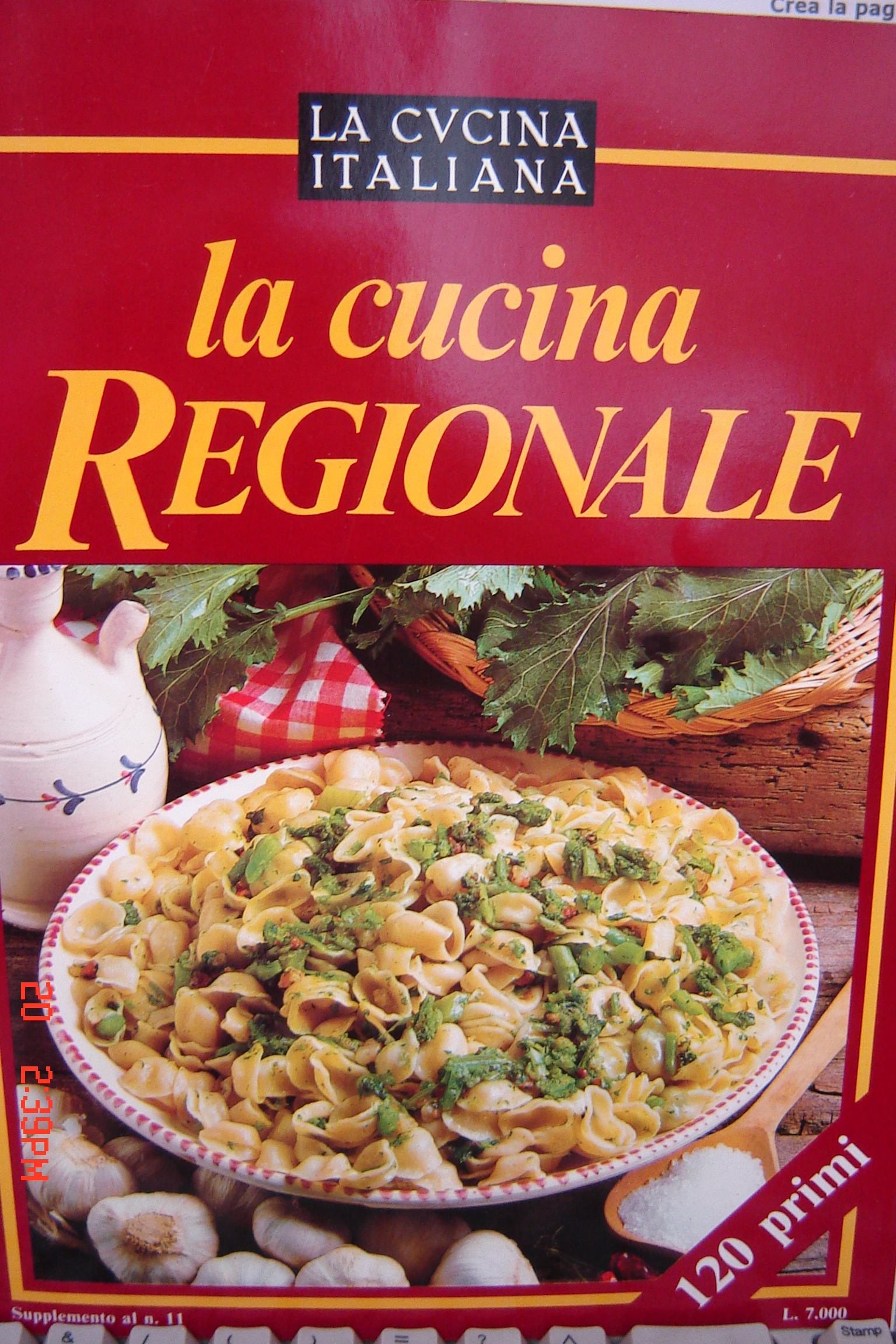 La cucina regionale