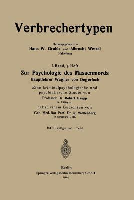 Zur Psychologie Des Massenmords