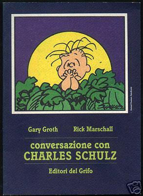Conversazione con Charles Schulz