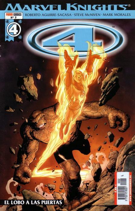 Marvel Knights: 4 #2 (de 6)