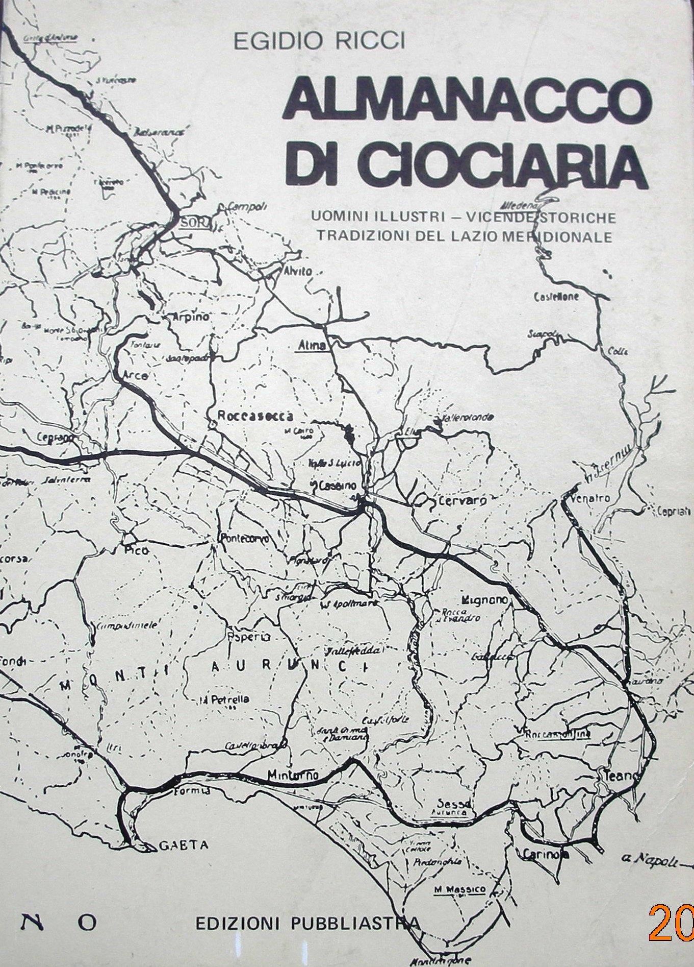 Almanacco di Ciociaria