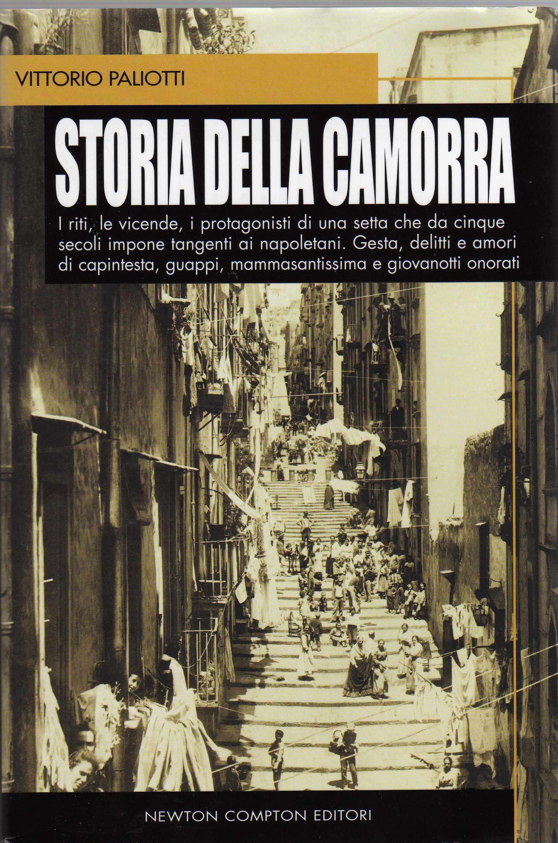 L'esercito della lupara : l'americanizzazione della mafia siciliana