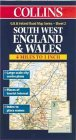 Southwest England and Wales
