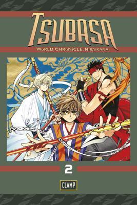 Tsubasa World Chronicle, Vol. 2
