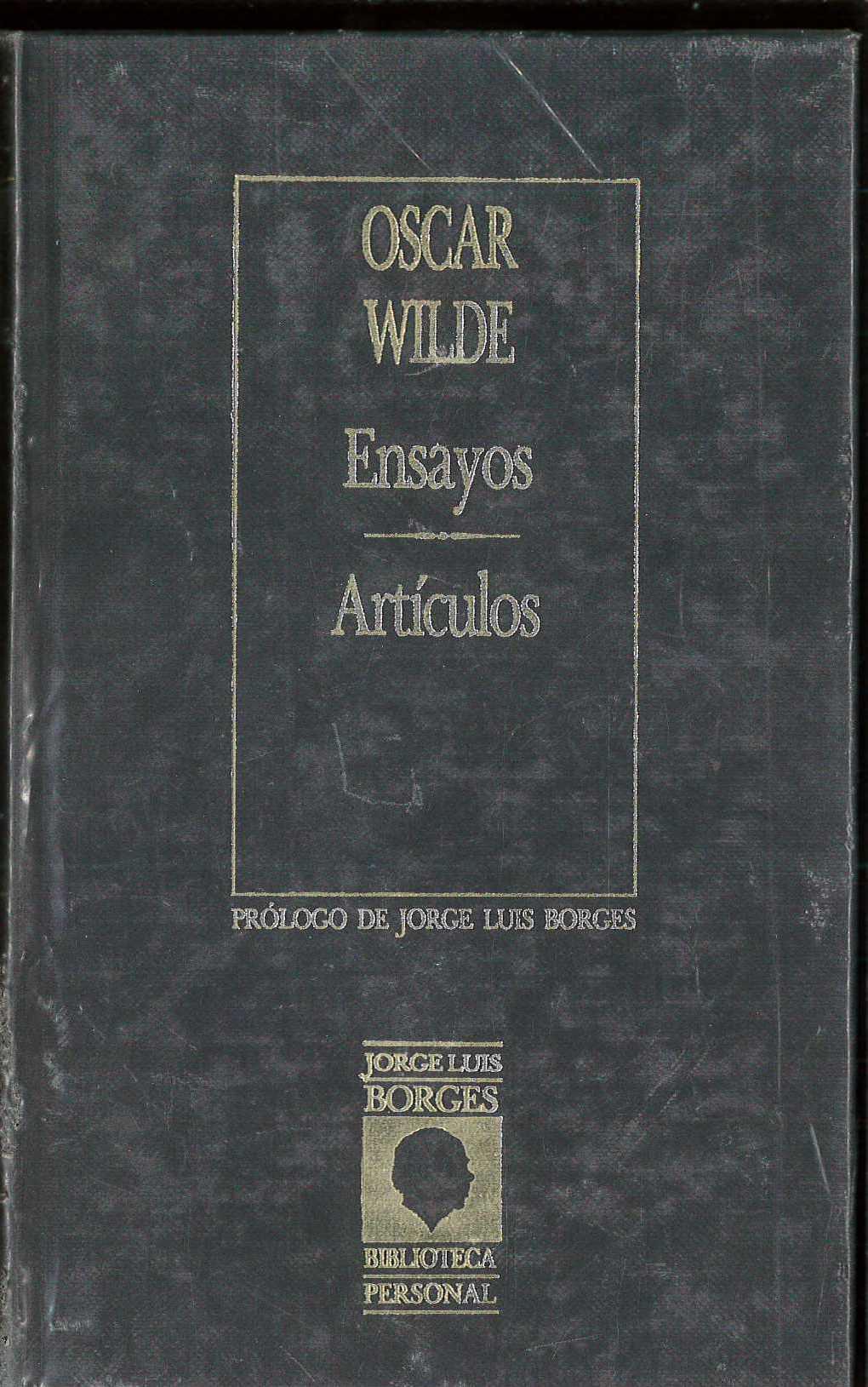 Artículos - Ensayos