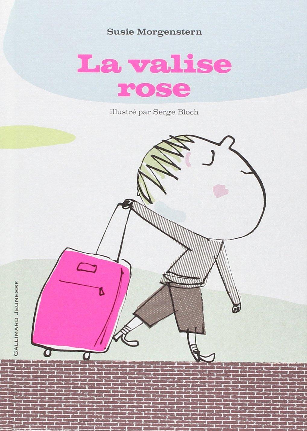 La valise rose