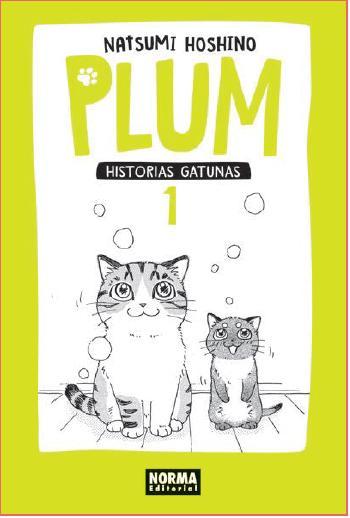 Plum, historias gatunas #1