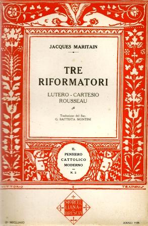 Tre riformatori