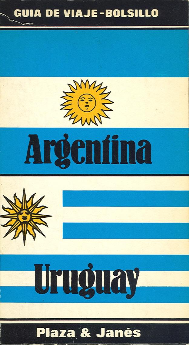 Argentina Uruguay con Paraguay