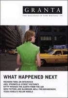 Granta 99 - What happened next