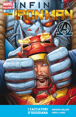 Iron Man & New Avengers n. 11