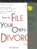 How to File Your Own...