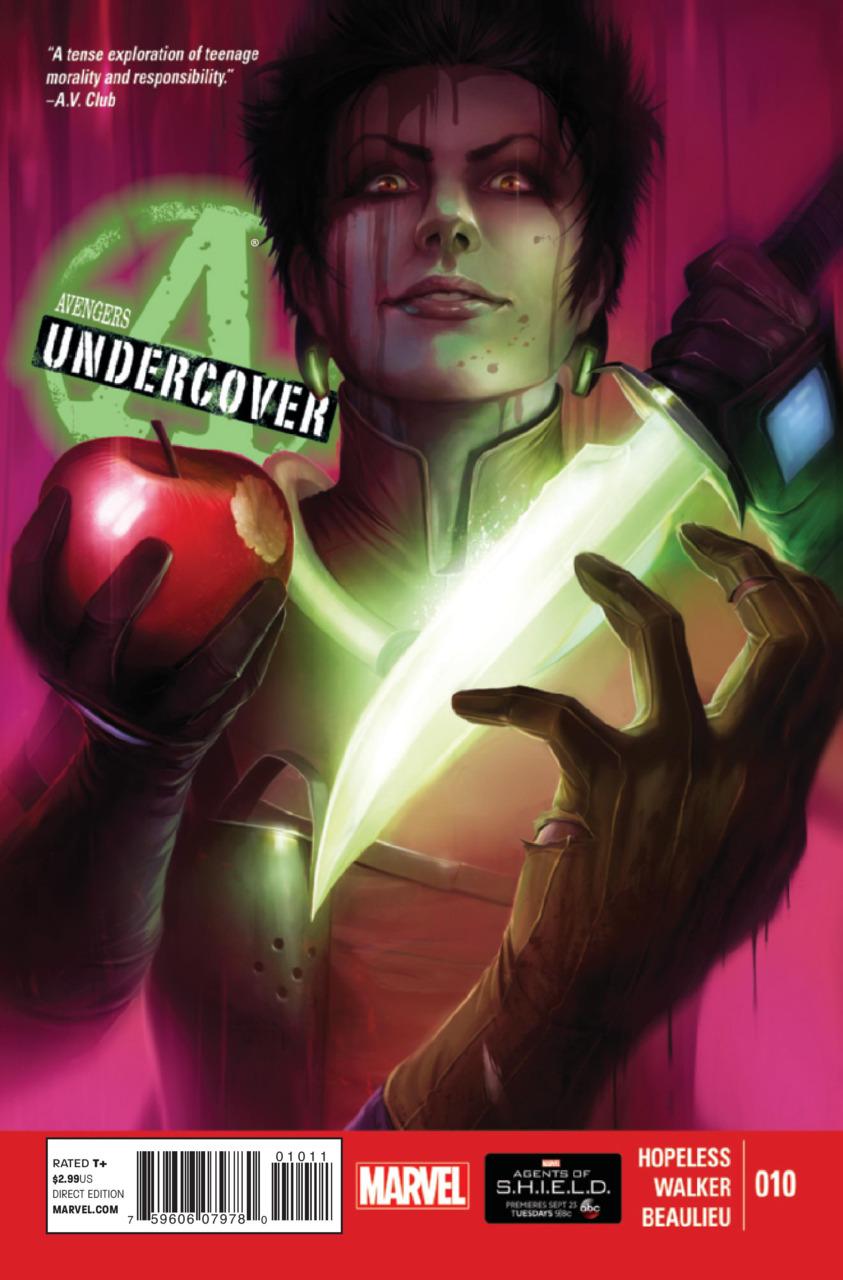 Avengers Undercover Vol.1 #10
