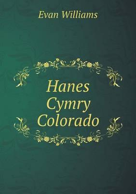 Hanes Cymry Colorado
