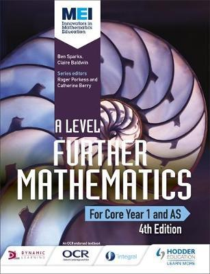 MEI A Level Further Mathematics Year 1 (AS)