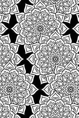 Mandala Pattern - Color My Cover Journal