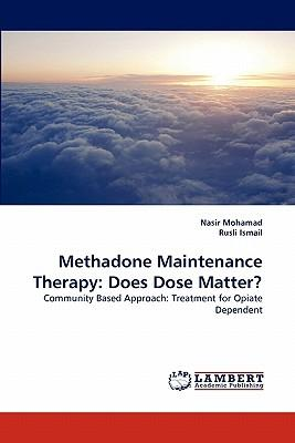 Methadone Maintenance Therapy