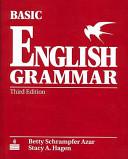 Basic English Grammar Without Answer Key, with Audio CDs