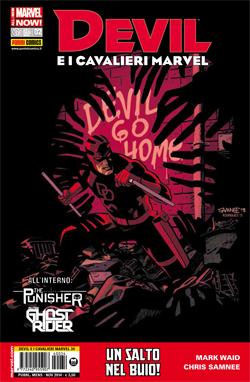 Devil e i cavalieri Marvel n. 34
