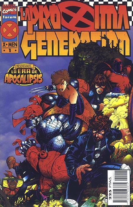 La próxima generación Vol.1 #1 (de 4)