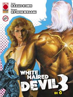 White Haired Devil vol. 3