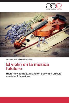 El violín en la música folclore