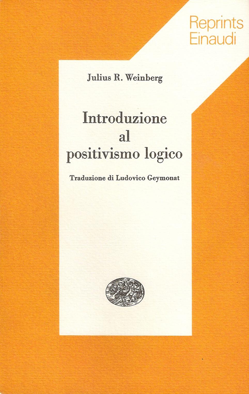 Introduzione al positivismo logico