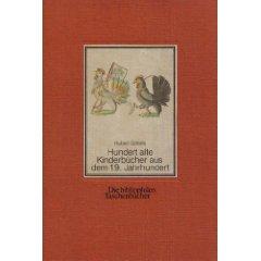 Hundert alte Kinderbücher aus dem 19. Jahrhundert