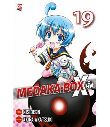 Medaka Box vol. 19