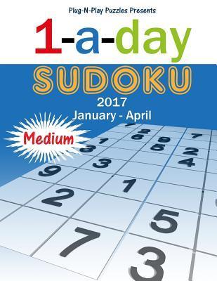 1-a-day Sudoku 2017