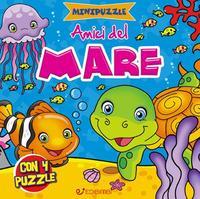 Amici del mare. Minipuzzle