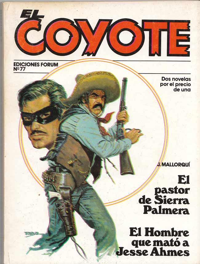 El pastor de Sierra Palmera / El hombre que mató a Jesse Ahmes