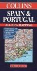 European Road Map Spain & Portugal