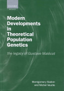Modern Developments in Theoretical Population Genetics