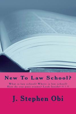 New to Law School?